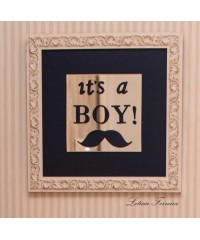 Quadro It's a Boy